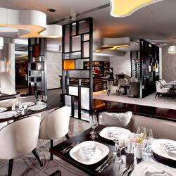 Intercontinental Hotel Restaurant Design