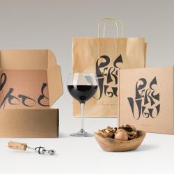 Restaurant Packaging Design
